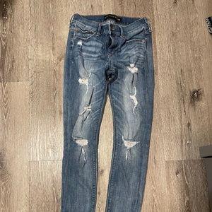 Express Blue Jeans (Long)